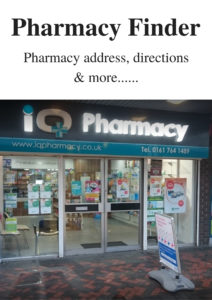 Lipotrim Pharmacy Finder UK