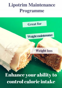 Lipotrim weight maintenance programme - Lipotrim weight loss and weight management